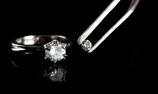 Diamond-Setting