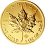 Gold-Maple-leaf-
